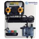 QUADRO CONTROLLO PH-CL  A-POOL SYSTEMS