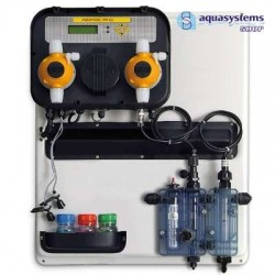 QUADRO DI CONTROLLO PH CL  A-POOL SYSTEM